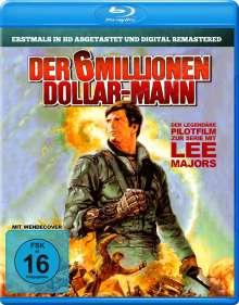 Der 6 Millionen Dollar Mann (Blu-ray), Blu-ray Disc