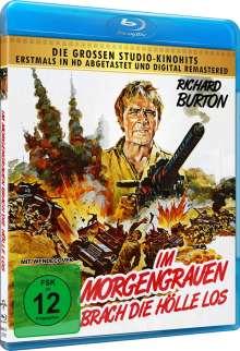 Im Morgengrauen brach die Hölle los (Blu-ray), Blu-ray Disc