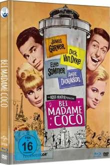 Bei Madame Coco (Blu-ray & DVD im Mediabook), 1 Blu-ray Disc und 1 DVD