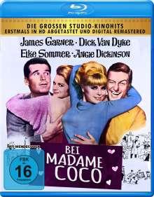 Bei Madame Coco (Blu-ray), Blu-ray Disc