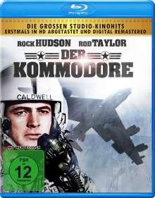 Der Kommodore (Blu-ray), Blu-ray Disc