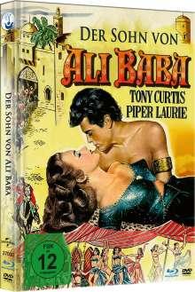Der Sohn von Ali Baba (Blu-ray & DVD im Mediabook), 1 Blu-ray Disc und 1 DVD