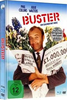 Buster - Ein Gauner mit Herz (Blu-ray & DVD im Mediabook), 1 Blu-ray Disc und 1 DVD