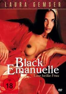 Black Emanuelle - Eine heiße Frau, DVD