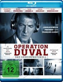 Operation Duval - Das Geheimprotokoll (Blu-ray), Blu-ray Disc
