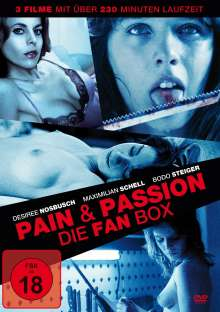 Pain & Passion - Die Fan Box, DVD