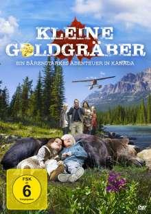 Kleine Goldgräber - Ein bärenstarkes Abenteuer in Kanada, DVD