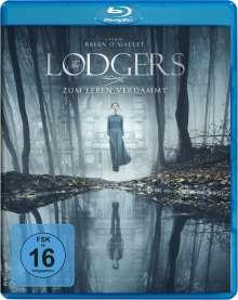 The Lodgers (Blu-ray), Blu-ray Disc
