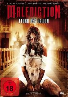 Malediction - Fluch des Dämon, DVD