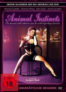 Animal Instincts, DVD