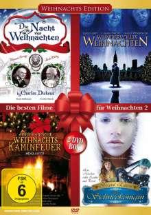 Die besten Filme für Weihnachten Vol.2, DVD