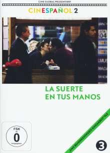 La Suerte En Tus Manos (OmU), DVD