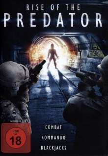 Rise of the Predator, DVD