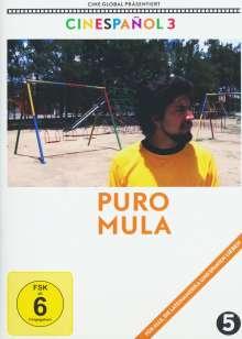 Puro Mula (OmU), DVD