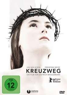 Kreuzweg, DVD