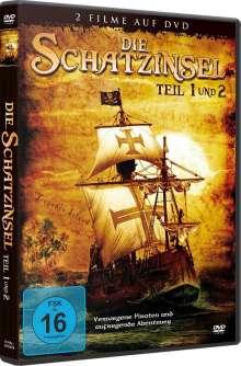 Die Schatzinsel 1&2, DVD