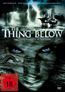 The Thing Below, DVD