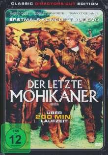 Der letzte Mohikaner (1932) (Director's Cut), DVD
