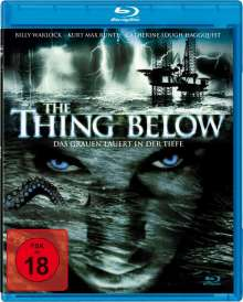 The Thing Below (Blu-ray), Blu-ray Disc