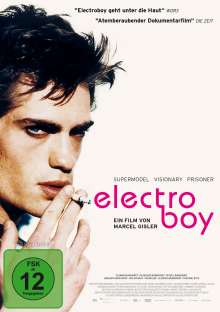 Electroboy, DVD