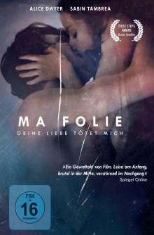 Ma Folie, DVD