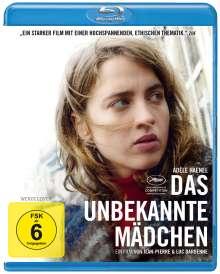 Das unbekannte Mädchen (Blu-ray), Blu-ray Disc