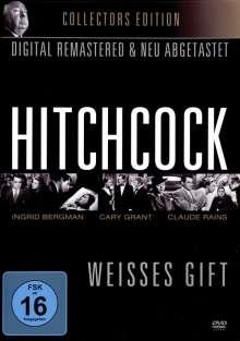 Berüchtigt (Weisses Gift), DVD