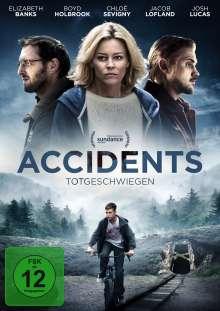 Accidents - Totgeschwiegen, DVD