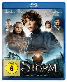 Storm und der verbotene Brief (Blu-ray), Blu-ray Disc
