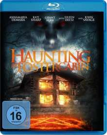 Haunting at Foster Cabin (Blu-ray), Blu-ray Disc