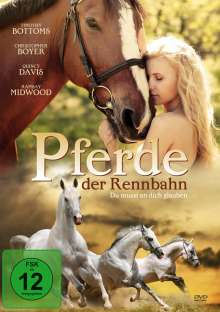 Pferde der Rennbahn, DVD