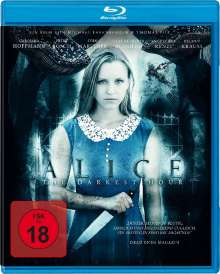 Alice - The Darkest Hour (Blu-ray), Blu-ray Disc
