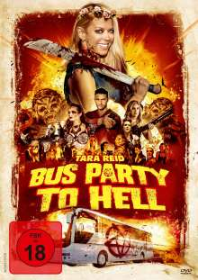 Bus Party to Hell, DVD