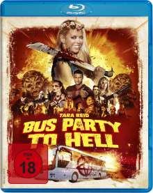 Bus Party to Hell (Blu-ray), Blu-ray Disc