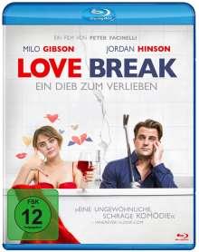 Love Break (Blu-ray), Blu-ray Disc