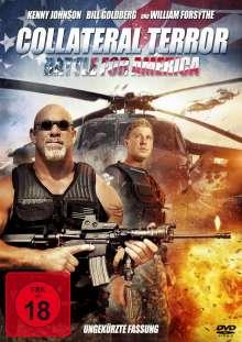 Collateral Terror - Battle for America, DVD