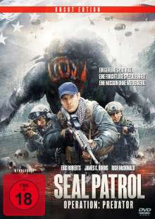 Seal Patrol - Operation: Predator, DVD