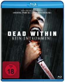 Dead Within (Blu-ray), Blu-ray Disc