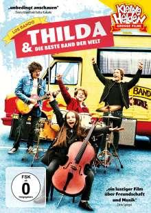 Thilda & die beste Band der Welt, DVD