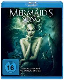 Mermaid's Song (Blu-ray), Blu-ray Disc
