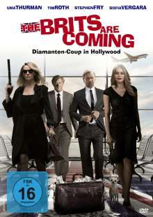 The Brits are coming, DVD