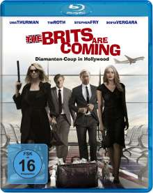 The Brits are coming (Blu-ray), Blu-ray Disc