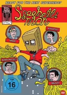 Spaghettiman, DVD