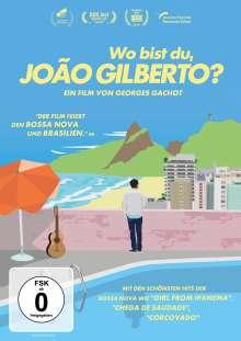 Wo bist Du, João Gilberto?, DVD