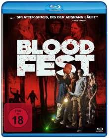 Blood Fest (Blu-ray), Blu-ray Disc