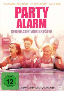 Party Alarm, DVD