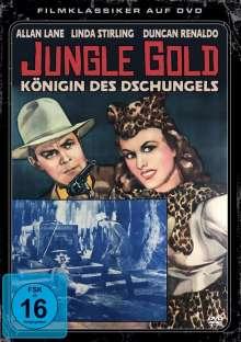 Jungle Gold - Königin des Dschungels, DVD