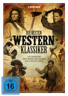 Die besten Westernklassiker, 3 DVDs