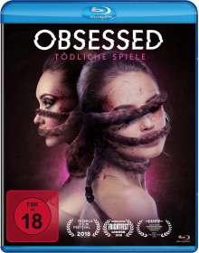 Obsessed - Tödliche Spiele (Blu-ray), Blu-ray Disc