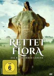 Rettet Flora - Die Reise ihres Lebens, DVD